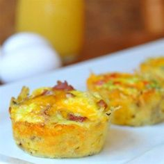 Bird's Nest Breakfast Cups