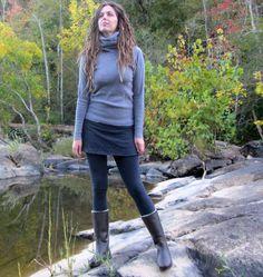 Fleece Mini Skirted Legging (hemp/organic cotton).  Etsy.  Actually all of it :)