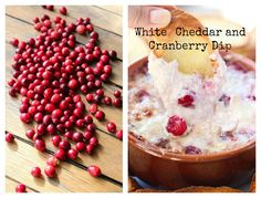 Only 4 ingredients and 30 minutes all you need to make this holiday dip that is everyones favorite! | littlebroken.com @littlebroken #thanksgiving #dip #cranberrysauce