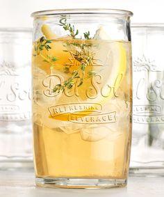 Del Sol Glass - Set of Four 13.99