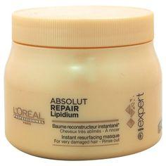 L'Oreal Professional Serie Expert Absolut Repair Lipidium 16.9-ounce Masque