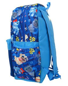 4df0f0dcac1 Disney Puppy Dog Pals BINGO All Over Print 16 Backpack with Drink Bottle     Click