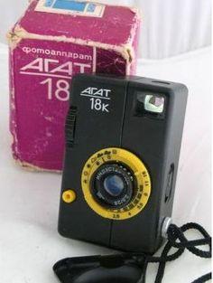 Spy LOMO Russian Camera CCCP USSR URSS 24mm Half Format Film 28mm