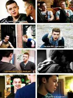 ♡♥ Ian and Mickey season 3