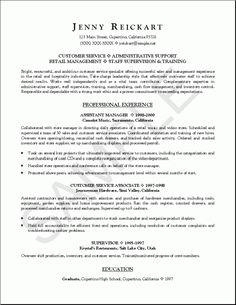 entry level resume samples - Samples Of Job Resumes
