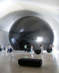 O Museu do Amanhã, novo ícone da revitalização da região portuária do Rio de Janeiro...