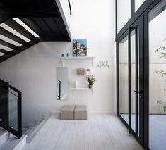 Modern Home Addition in Granada, Spain. Architects:Arias Recalde Taller de arquitectura
