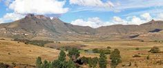 The community of Ficksburg in the Free State province prides itself on the out-of-the-ordinary range of activities it offers visitors to this scenic region. Free State, Mountain View, Golden Gate, The Ordinary, South Africa, National Parks, Country Roads, Explore, Mountains