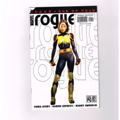 MARVEL ICONS: ROGUE 4-part Modern Age series from Marvel Comics! NM http://r.ebay.com/Mf0lQ3
