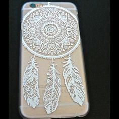 """Spotted while shopping on Poshmark: """"Dream catcher iPhone 6 case!""""! #poshmark #fashion #shopping #style #Accessories"""