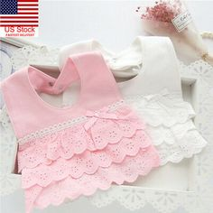 US Cotton Lace Princess Girl Baby infant toddler Newbor.-US Cotton L. - US Cotton Lace Princess Girl Baby infant toddler Newbor…-US Cotton Lace Princess Girl B - Baby Outfits, Kids Outfits, Princess Girl, Baby Crafts, Cotton Lace, Baby Sewing, Baby Bibs, Baby Dress, Infant Toddler