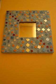 CheRRy's World: Mosaik Spiegel