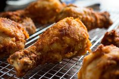 Make-Ahead Fried Chicken - NYT