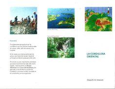 folleto Cordillera Oriental