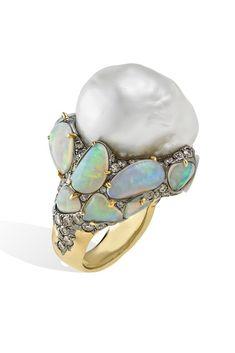 Fine Jewelry Trend: Boulder Opals