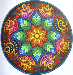 AmazonSmile: Customer Reviews: Mystical Mandala Coloring Book (Dover Design Coloring Books)