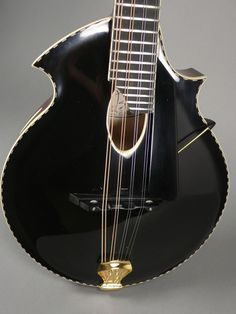 Beardsell 6A Blackface Mandolin