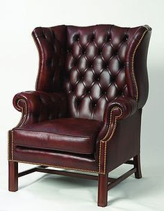 I want a chair like this. Bigger.