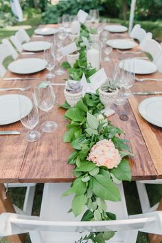 Made by Hana Events, Toronto Wedding Planner, boho, wedding, backyard wedding, outdoor wedding, bride, groom, jewish wedding, hora, horrah, www.madebyhanaevents.com , table, wooden table, garland, succulent, flowers Boho Wedding, Wedding Bride, Bride Groom, Table Garland, Table Decorations, Toronto Wedding, Wooden Tables, Wedding Planner, Succulents