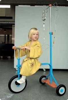 Sueroterapia para niños
