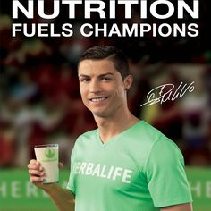 CR7 and Herbalife,,