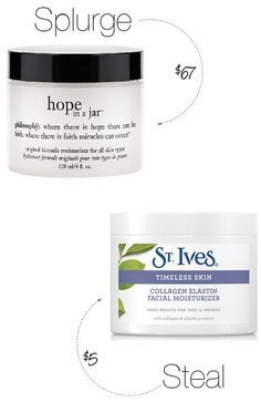Your wrinkles and your wallet will love this drugstore dupe for Philosophy Hope in a Jar moisturizer.