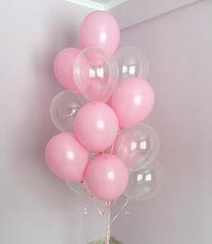 21 отметок «Нравится», 1 комментариев — Воздушные Шары/декор (@partyboom19) в Instagram: «Прозрачные шары хороши как с конфетти, так и без него __________ стоимость данного набора - 850₽…»