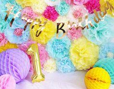 【おうちでパーティー】フワラーポムで華やかデコに挑戦してみよう!! - ライブドアニュース Birthday Cards, Happy Birthday, Birthdays, Deco, Bday Cards, Happy Brithday, Anniversaries, Urari La Multi Ani, Birthday Greetings