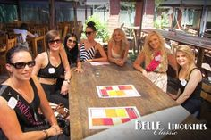 A Swan Valley wine tour hen's party at the Duckstein Brewery #hensparty  #winetoursperth  http://www.belle.net.au/swan-valley-wine-tours/