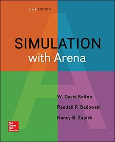 Simulation with Arena provides a comprehensive treatment of simulation using industry-standard Arena software. The text starts by having the reader develop simple high-level models, and then progresses to advanced modeling and analysis. Statistical design and analysis of simulation experiments is integrated with the modeling chapters, reflecting the importance of mathematical modeling of these activities. http://search.lib.uiowa.edu/01IOWA:default_scope:01IOWA_ALMA21428485440002771