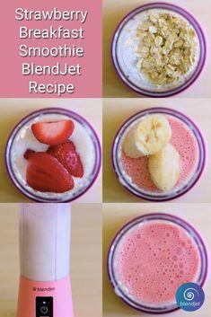 Berry Breakfast Smoothie