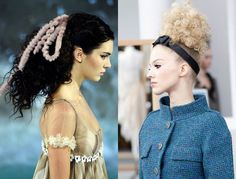 Messy And curly hairstyles ideas And while the smooth hair was on the rise a long time ago, curly hair come back strong this season! So, if you are one of those with the privilege of … Hairstyles Elegant Hairstyles, Loose Hairstyles, Summer Hairstyles, Girl Hairstyles, Hair A, Wavy Hair, Hair Type, Voluminous Hair, African Braids