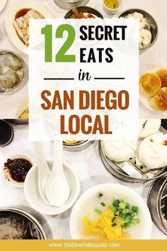 16 New Ideas Travel Destinations Usa Family Vacations San Diego Tuscan Recipes, San Diego Food, San Diego Travel, Roadtrip, Best Places To Eat, Mexico Travel, Restaurant Recipes, International Recipes, Foodie Travel