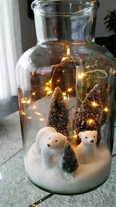 Affordable Christmas Table Decorations Ideas 2019 Latest Fashion Trends for Women sumcoco. 30 Affordable Christmas Table Decorations Ideas 2019 Latest Fashion Trends for Women Affordable Christmas Table De. Christmas Jars, Cozy Christmas, Rustic Christmas, Christmas Lights, Christmas Holidays, Christmas Crafts, Christmas Trees, Magical Christmas, Christmas Vacation