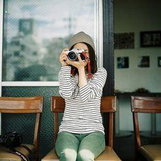 """my-aeipathy: """"Camera Life by **mog** on Flickr. """""""