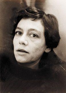 Alejandra Pizarnik - Argentine poet.