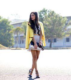 ...stripes Dress...  #