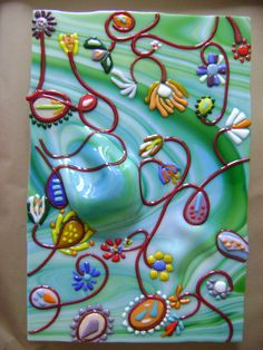 Fused Glass Project Ideas - Bing Images