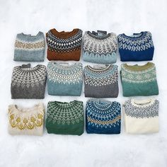 I'm thrilled to be teaching workshops at on September I'll be teaching beginner colorwork, top down stranded yoke knitting, and colorwork design. Registration opens June It will be my first time visiting Norway and I'm so excited! Knitting Projects, Knitting Patterns, Crochet Patterns, Fall Patterns, Knit Picks, Pulls, Foto E Video, Diy Clothes, Knitwear