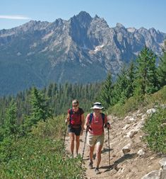 Hiking Sawtooth Mountains Sawtooth Mountains, Hiking Trails, Idaho, Mount Rainier, Backpacking, Nature, Travel, Backpacker, Naturaleza
