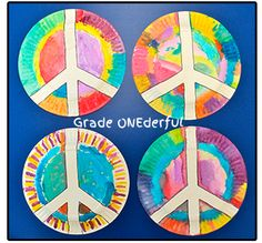 Peace plate craft