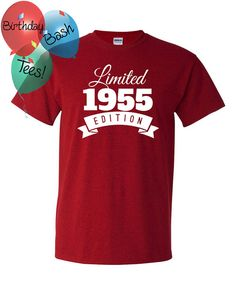 Items Similar To 62nd Birthday Gifts For Men Shirts 62 Year Old 1956 Shirt Him On Etsy