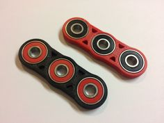 3D Printed Fidget Hand Spinner - EDC Every Day Carry Spinner - 3 Bearing Spinner Fidget Toy by BuddhaTheDr on Etsy