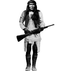 SIZE: 70in - Cardboard cutout of Cochise at his approximate size. Cochise was a chief of the Chokonen group of the Apache. He lead an uprising that started in 1861. Cochise had conflict with Spain, Mexico, and America over territory. Cochise led raids on white settlements and ranches during a time when the Americans were distracted by the Civil War. After making peace, Cochise later retired to a reservation and died of natural causes.