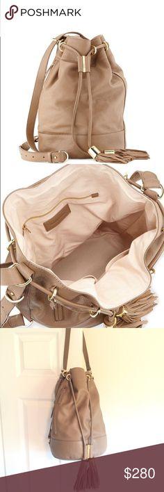 Spotted while shopping on Poshmark: See by Chloe Vicki large bucket bag hippo! #poshmark #fashion #shopping #style #See by Chloe #Handbags