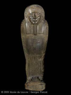 Le cercueil du Grec d'Egypte Tisicratès