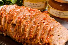 Smokey Chipotle Meatloaf...  sauce sounds delish...