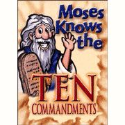 Ten Commandments Memory Pegs - great posters - I made my own - but good learning tool in addition w/ the finger counts