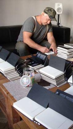 Till Lindemann - I got my copy did you get yours?  #TillLindemann #Rammstein