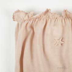 Braguita rosa asalmonada de punto para bebé de Tocotó Vintage. #baby #fashion #NeroliByNagore #SS14 #TocotoVintage